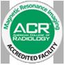 accredited for MRI logo